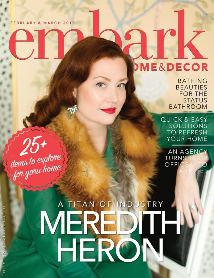 Embark, February March 2015