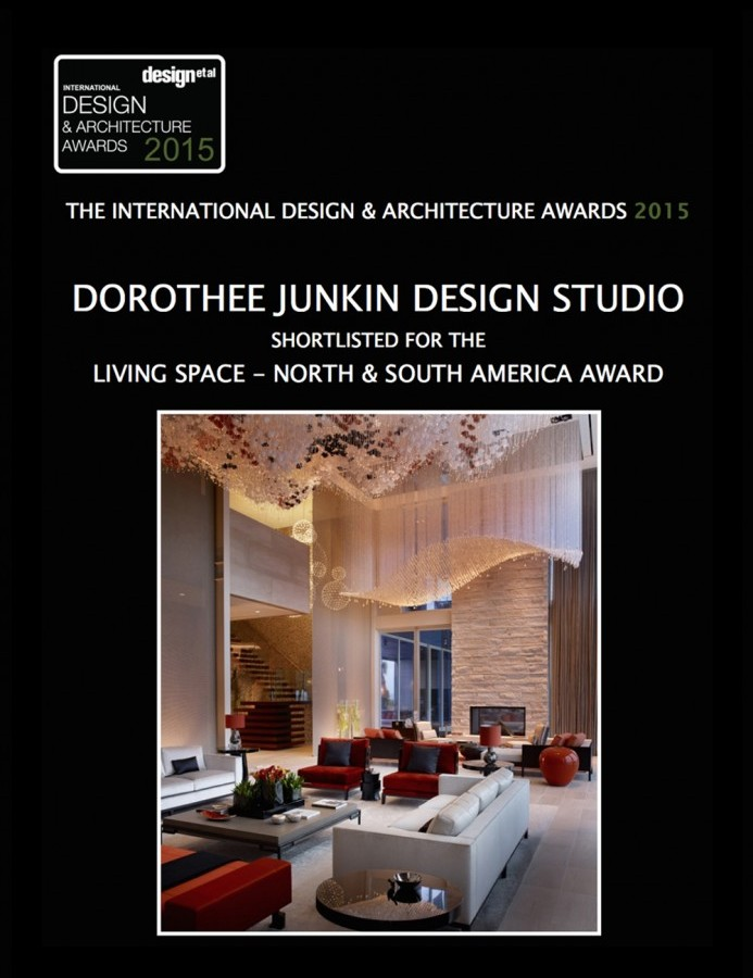 ID&A Awards - Shortlist - Living Space, North & South America