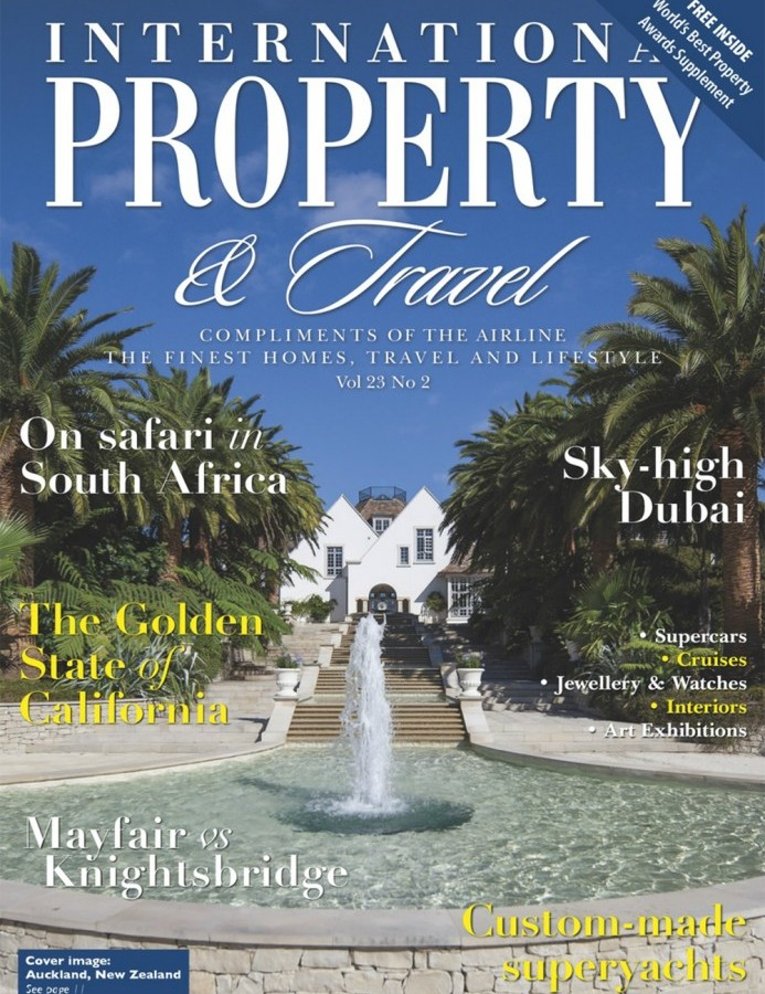International Property & Travel, 23-2, March 2016