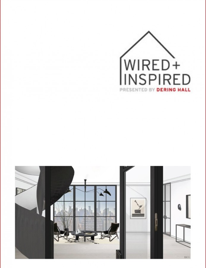 Wired & Inspired by Dering Hall
